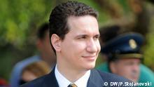 Vlatko Gorcev: Kandidat der regierenden VMRO-DPMNE für die Wahlen in Mazedonien am 11 Dezember