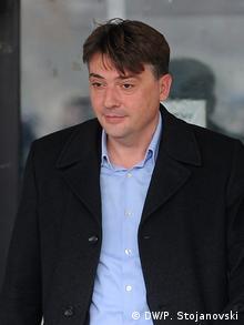 Petre Silegov (DW/P. Stojanovski)
