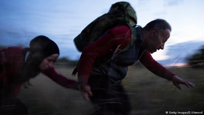 Flüchtlinge Ungarn Flucht Gefahr