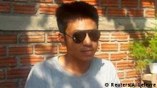 Thailand Aktivist Jatupat Boonpattararaksa Khon Kaen