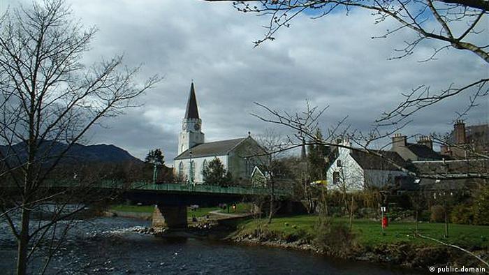 Former German prisoner of war donates estate to 'kind' Scottish village