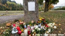 Deutschland Freiburg getötete Studentin