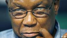 ANC-Präsident Kgalema Motlanthe Südafrika