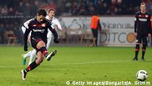 Fußball Bundesliga Bayer 04 Leverkusen - SC Freiburg