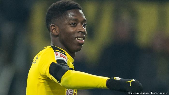 Fußball Bundesliga Borussia Dortmund - Borussia Mönchengladbach