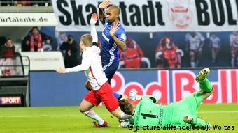 Fußball Bundesliga FC Schalke 04 - RB Leipzig