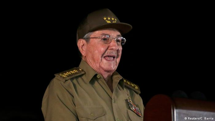 Castro slams Trump's policies as 'egotistical' and 'irrational'