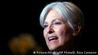 Jill Stein (Picture-Alliance/AP Photo/D. Ross Cameron)