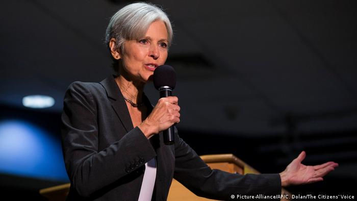 Jill Stein (Picture-Alliance/AP/C. Dolan/The Citizens' Voice)