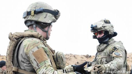 Russland Spezialkräfte Spetsnaz Training