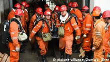04.12.2016 CHIFENG, Dec. 4, 2016 (Xinhua) -- Rescuers carry a miner's body out of the explosion site at a coal mine in the city of Chifeng, north China's Inner Mongolia Autonomous Region, Dec. 4, 2016. Thirty-two people have been confirmed dead following an explosion at a coal mine in Inner Mongolia on Saturday. All victims' bodies have been found and carried out of the site. (Xinhua/Lian Zhen) (wx |