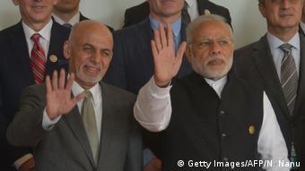 Indien Amritsar Heart of Asia Konferenz Ghani Modi