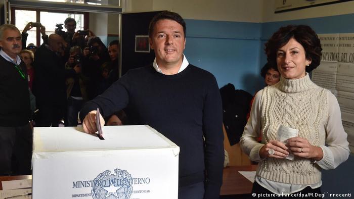 Italia celebra un referéndum crucial