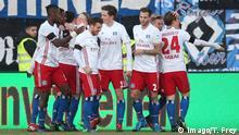 Fußball Bundesliga SV Darmstadt 98 - Hamburger SV