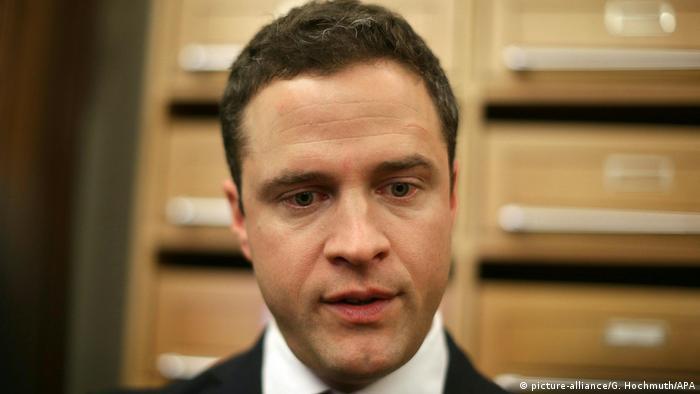 Österreich Präsidentschaftswahlen Johann Gudenus