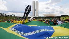 Brasilien Proteste gegen Korruption