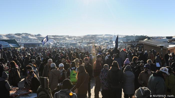 Protests against the Dakota Access Pipeline