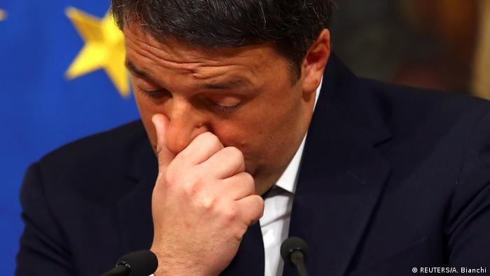 Premiê italiano, Matteo Renzi