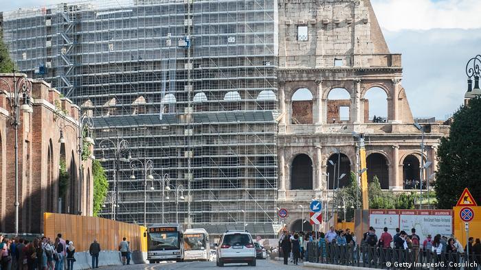Symbolbild | Italien nach Referendum (Getty Images/G. Cosulich)