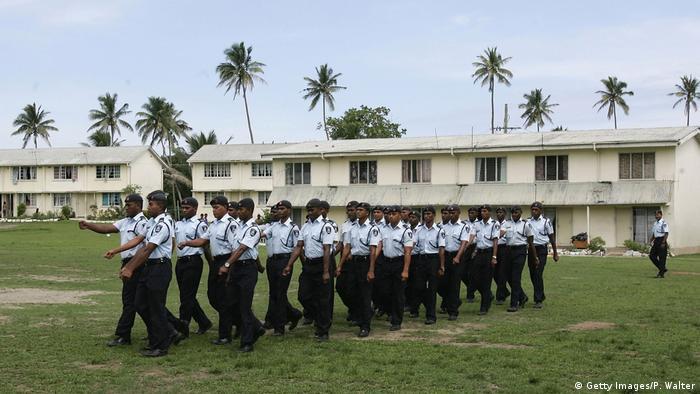 Symbolbild Polizei Fiji