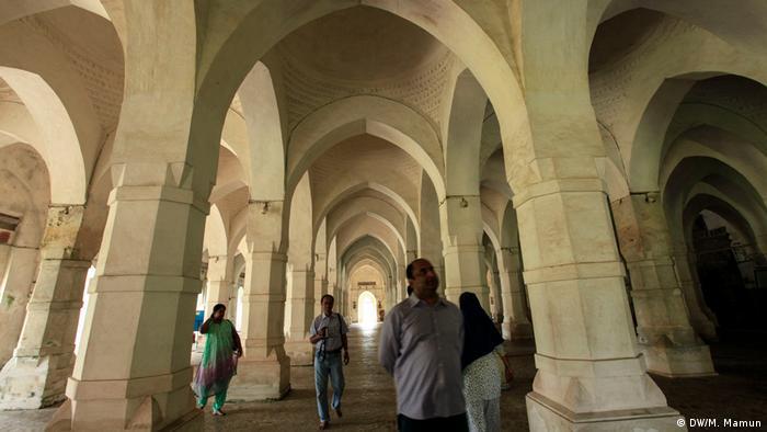 Bangladesch UNESCO Weltkulturerbe Historische Moscheenstadt Bagerhat (DW/M. Mamun)