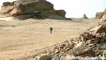 Deutsche Urlauber in Ägypten