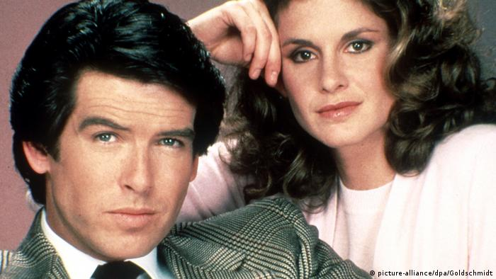 Film still Remington Steele with Pierce Brosnan (picture-alliance/dpa/Goldschmidt)