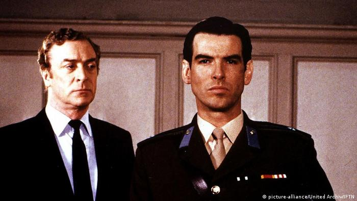Film still The Fourth Protocol with Pierce Brosnan (picture-alliance/United Archiv/IFTN)