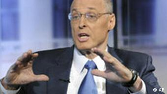 US-Finanzministers Henry Paulson