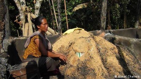 Bangladesh Angriffe gegen indigene Völker (Himel Chakma)