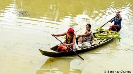 Bangladesch indigene Volksgruppen (Sanchay Chakma)