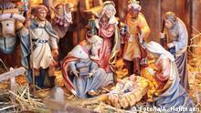 Weihnachten Kirche Christentum Krippe