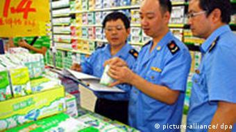 Chinese authorities have warned milk producers that it will carry out 6,450 spot checks on fresh milk this year