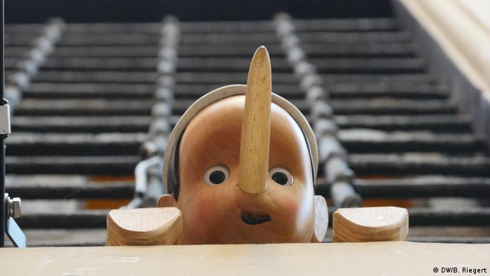 Pinocchio (DW/B. Riegert)