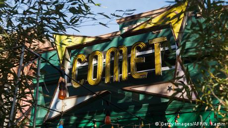 Schüsse in Pizzeria Comet Ping Pong (Getty Images/AFP/N. Kamm)