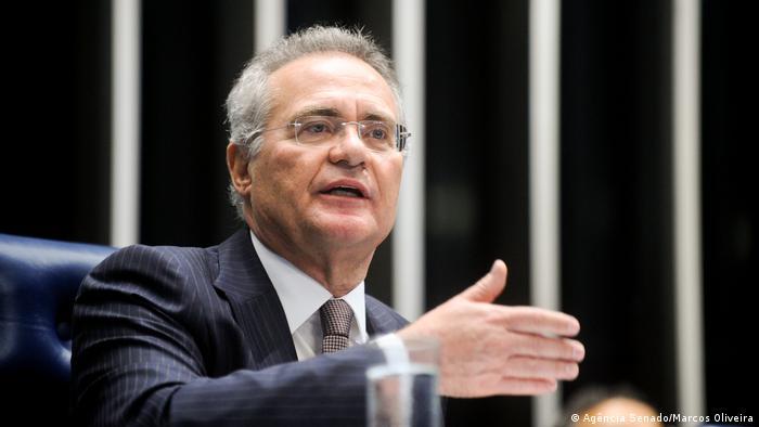 Em nota, Renan Calheiros afirmou que nunca cometeu atos ilícitos