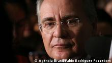 Brasilien - Senatsvorsitzender Renan Calheiros in Brasilia (29/11/2016). Copyright: Fabio Rodrigues Pozzebom/Agência Brasil
