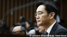 Samsung executive Lee Jae-yong