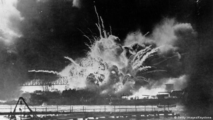 Pearl Harbour Hawaii (Getty Images/Keystone)