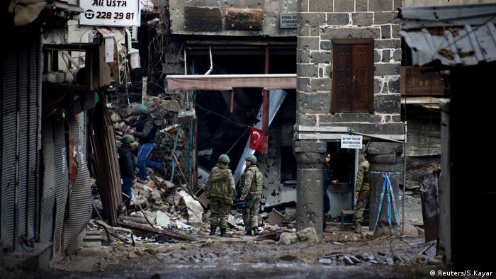 Türkei Diyarbakir (Reuters/S.Kayar)