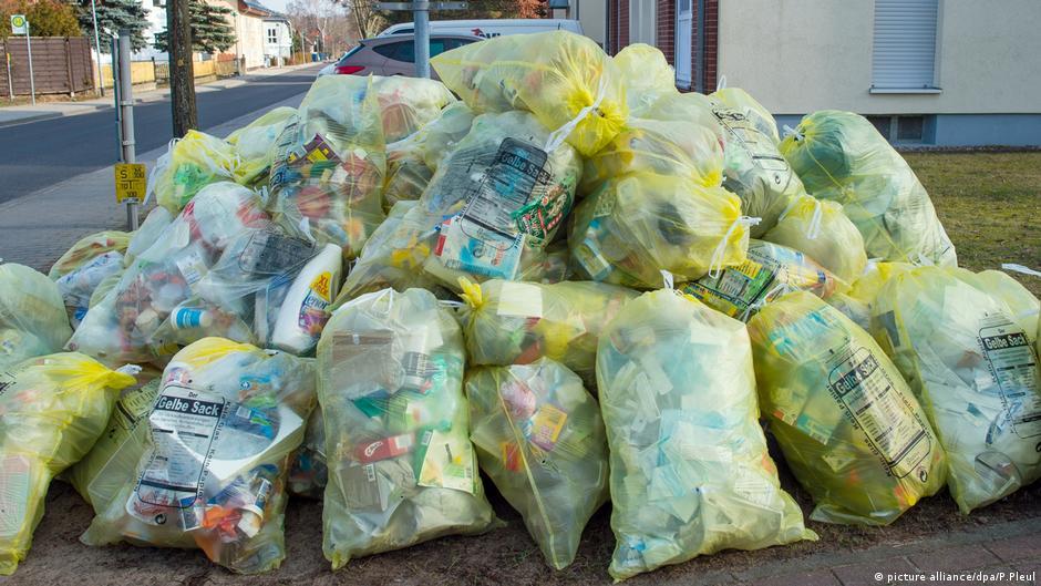 Six Data Visualizations That Explain The Plastic Problem