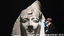 Badisches Landesmuseum Karlsruhe - Ausstellung Ramses Göttlicher Herrscher am Nil