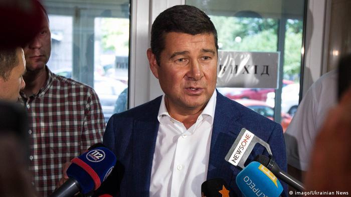 Верховний суд дозволив ЦВК відмовити Олександру Онищенку в реєстрації кандидатом у депутати