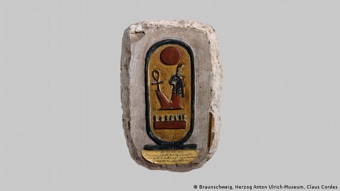 Badisches Landesmuseum Karlsruhe - Ausstellung Ramses Göttlicher Herrscher am Nil (Braunschweig, Herzog Anton Ulrich-Museum, Claus Cordes)