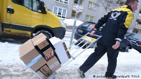Πότσνταμ: Εκβιασμός εκατομμυρίων στην DHL πίσω από τη βόμβα