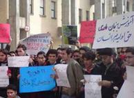 تظاهرات براى آموزش زبان مادرى در مدارس ايران