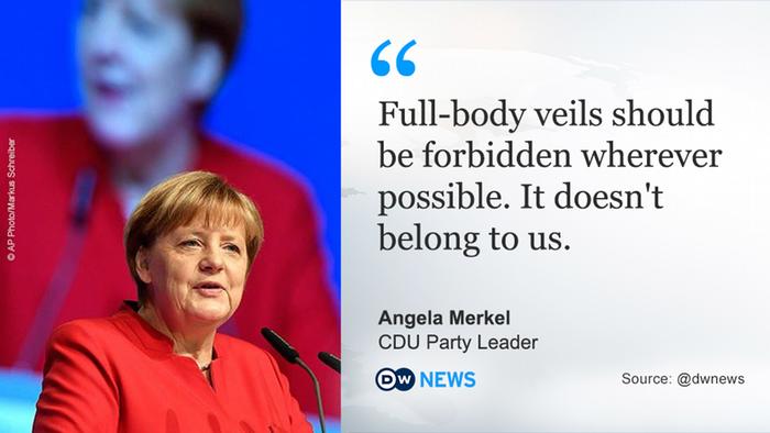 Deutschland CDU Bundesparteitag Rede Merkel