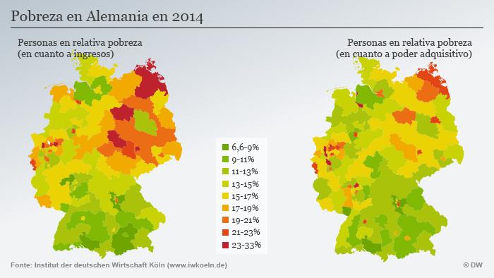 Pobreza en Alemania 2014