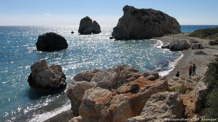 Zypern Kalksteinküste (picture-alliance/ZB/F. Baumgart)