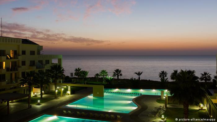 Zypern Luxus (picture-alliance/maxppp)